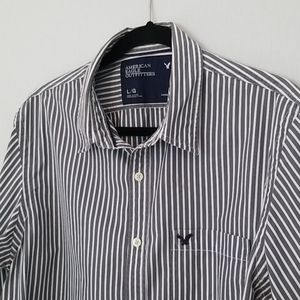 3/$33-4/$40 American Eagle Outfitters shirt, L